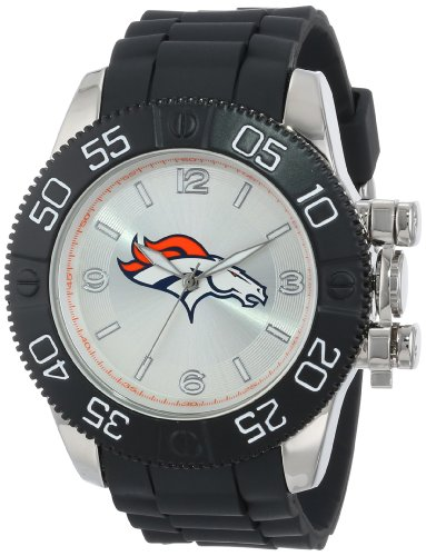 Game Time Men's NFL-BEA-DEN Beast Watch - Denver (Denver Broncos Ladies Watch)
