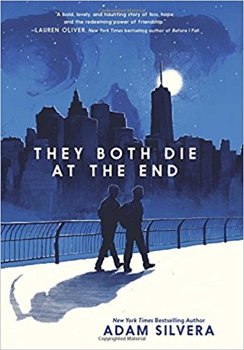 [By Adam Silvera ] They Both Die at the End (Hardcover)【2018】 by Adam Silvera (Author) (Hardcover) pdf epub download ebook