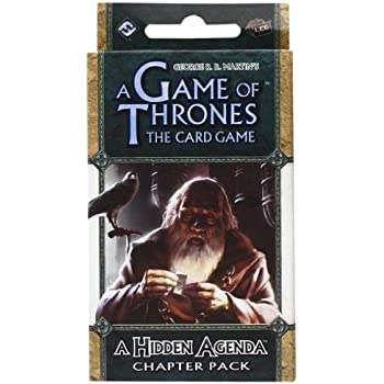 Amazon.com: Un Juego de Tronos LCG: Un Programa oculto ...