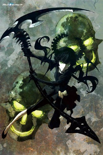Black Rock Shooter: Dead Master 1000 Piece Jigsaw Puzzle