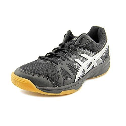 Asics Women Gel-Upcourt 1 Running Shoes (7.5 B(M) US, Black)