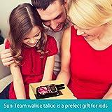 Walkie Talkies For Kids , Range Up to 3 Miles