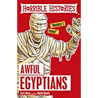Awful Egyptians (Horrible Histories)