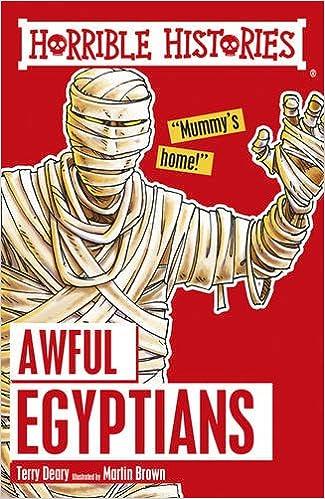 Awful Egyptians PDF Descargar