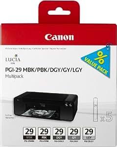 Canon 4868B005 - Cartucho, color original, Unidades contenidas: 1