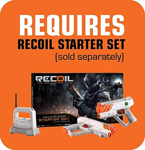 Recoil RK-45 Spitfire Recoil Weapon for Use with Recoil Starter Set Ages 12+ New by Generic (Image #3)