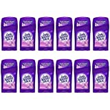 Lady Speed Stick Anti-Perspirant & Deodorant, Invisible Dry, WILD FREESIA, 1.4 oz (12 case) - wholesale price -