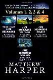 The Jack Drummond Adventure Series, Matthew Harper, 1493577239