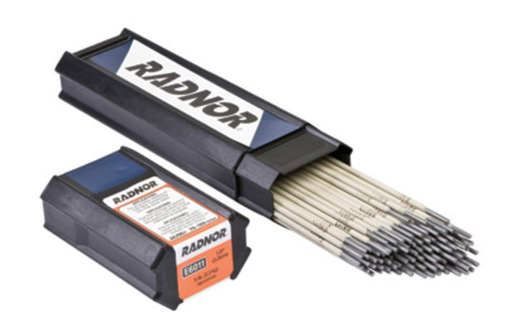 3/32'' E6011 Radnor 6011 Carbon Steel Electrode 5# Box