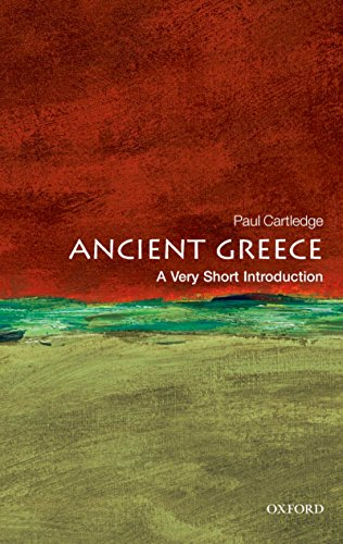 Ancient Greece: A Very Short Introduction (Very Short Introductions)