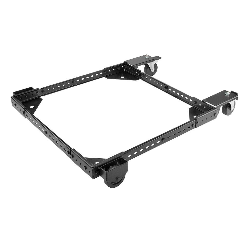 Silverline Tools 665646 Universal Mobile Base - Black (1-Piece)