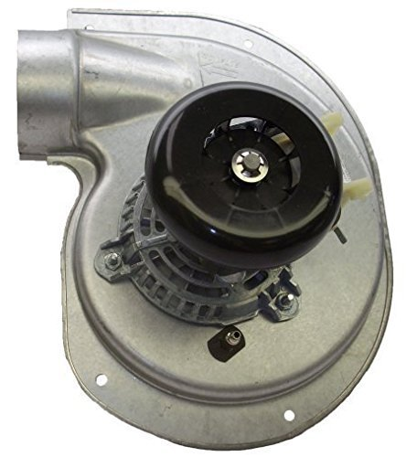 Intercity Furnace Flue Exhaust Venter Blower 115V - 10138331 Rotom # FB-RFB383 Blower, Model: , Outdoor & Hardware Store