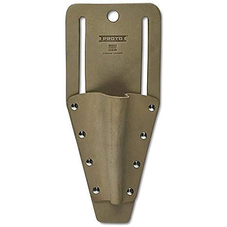 Stanley Proto J95165 - Funda para cuchillos (piel): Amazon ...