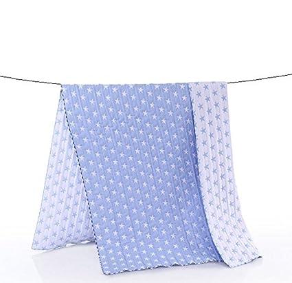 LJ&L Súper absorbente de algodón puro - amigable sentir toallas finas grandes y finas,mixing