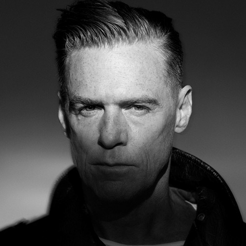 Bryan Adams On Amazon Music
