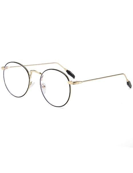 Amazon.com: Sirain - Gafas de protección UV400, montura ...