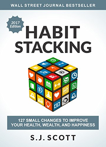Habit Stacking Changes Improve Happiness ebook product image
