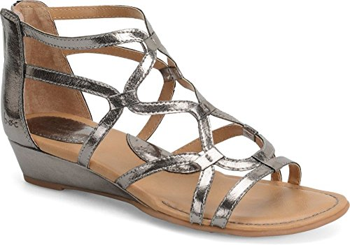 Women's C B Pewter O Pawel Low Sandals Heel rfrqC1w