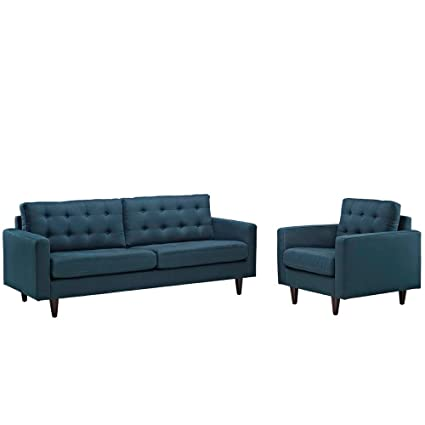 Amazon.com : Armchair and Sofa Set of 2 Dimensions: 71