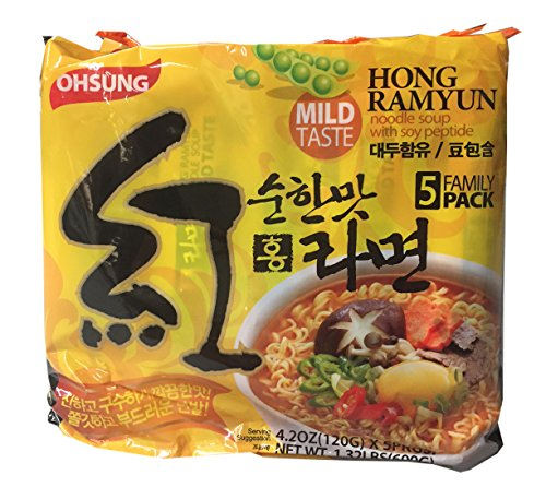 Top recommendation for ramyun mild