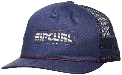 Rip Curl Men's Big Rig Trucker, Navy/Navy, (Logos Rip Curl)