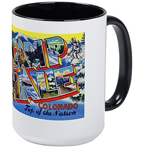 CafePress - Camp Hale Colorado Large Mug - Coffee Mug, Large