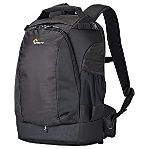 Lowepro Flipside 400 AW II Camera Bag. Lowepro Camera Backpack for Professional DSLR Cameras and Multiple Lenses.