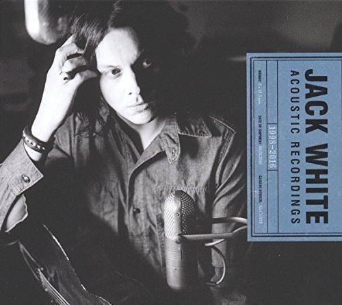 Acoustic Recording 1988 - 2016 (Jack White Blunderbuss Cd)