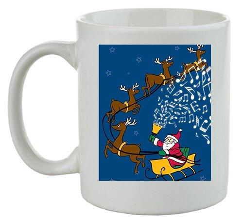 Santa Rings - 11oz. Mug