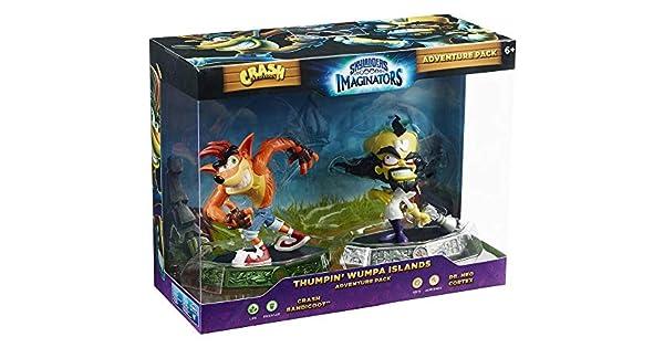 Activision - SIM Crash Adventure Pack (Crash Bandicoot-Dr. Neo ...