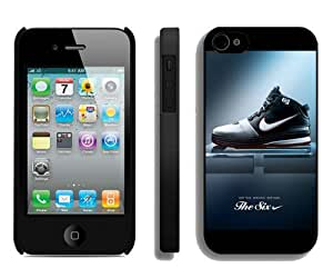 Fantastic Customized Nike iPhone 4S Case Just do it Series 14 Black