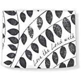 Leaves of Love, 12'' x 10'' Lamp Shade
