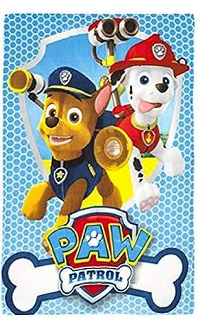 Paw Patrol Blue