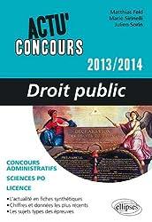 Droit Public 2013-2014