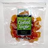 5 Pack Trader Joe's Uncrystallized Candied Ginger Sweet & Smooth, 8 oz
