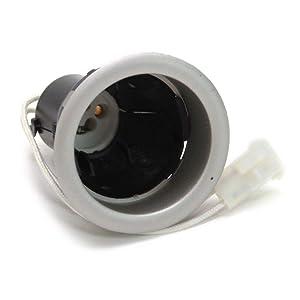 Broan SV16569 Range Hood Light Socket Genuine Original Equipment Manufacturer (OEM) Part