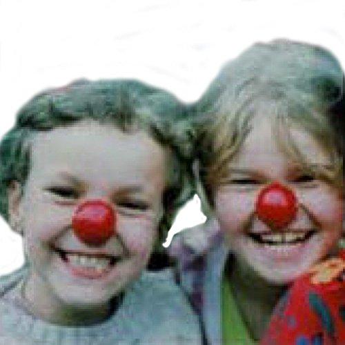Clown Antics Jest String Clown Nose (1/pk)
