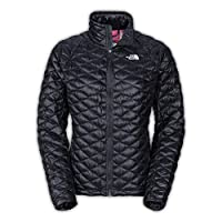 The North Face ThermoBall Full Zip Jacket Women's TNF Black/TNF Black Floral XS