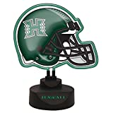 NCAA Hawaii, University of Official Neon Helmet Lamp, Multicolor, One Size