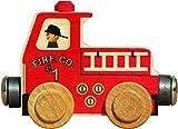 NameTrain Fire Truck - Made in USA
