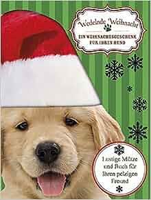 wedelnde weihnacht ein weihnachtsgeschenk f r ihren hund. Black Bedroom Furniture Sets. Home Design Ideas
