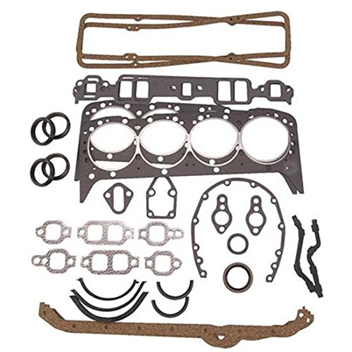 Small Block Chevy Overhaul Gasket Set, 400 Chevy '70-'81 by Speedway Motors
