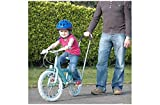 Gates Green BALANCE BUDDY CHILDS BIKE PARENT ADJUSTABLE STABILIZER TRAINING AID SAFETY GRAB HANDLE POLE FOR KIDS KIDDIE CYCLES