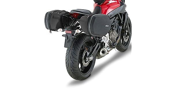 ETbotu Funda Protectora para Motor de Motocicleta Yamaha MT-07 FZ07 13-17