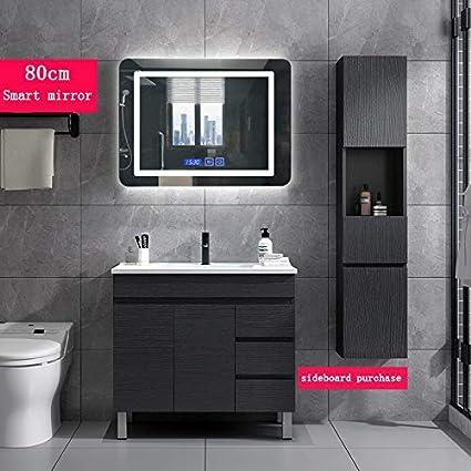 Swell Amazon Com Ufjj Bathroom Vanity Basin Cabinet Combination Download Free Architecture Designs Ferenbritishbridgeorg