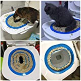 Professional Cat Toilet and Potty Training Litter