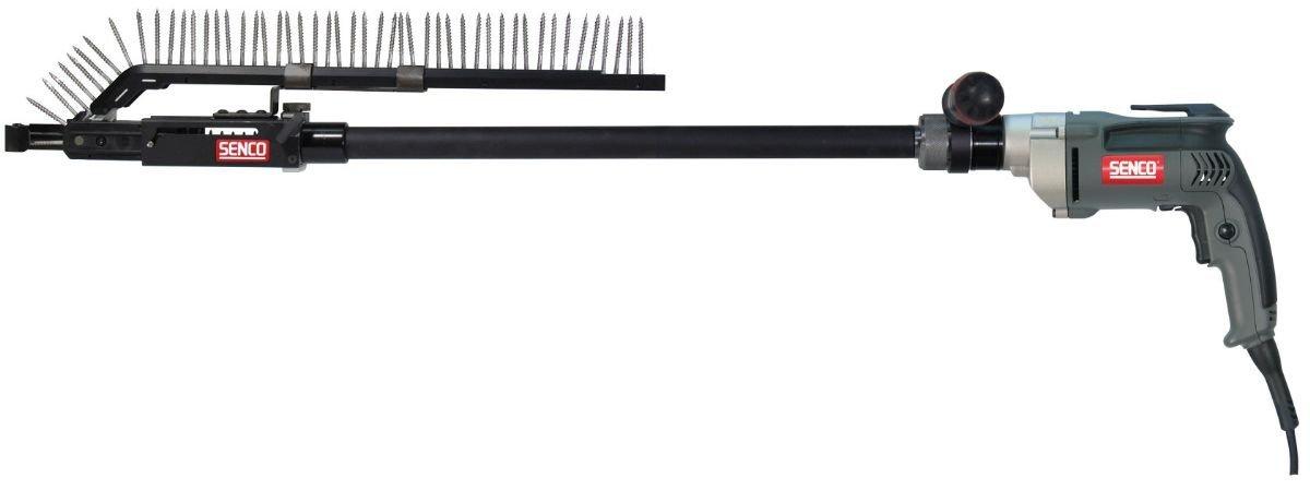 Senco DuraSpin DS425-AC Electric Screw Gun, 1'' to 3'' #6W0012N