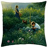 Cabbage Patch Kids - Throw Pillow Cover Case (18