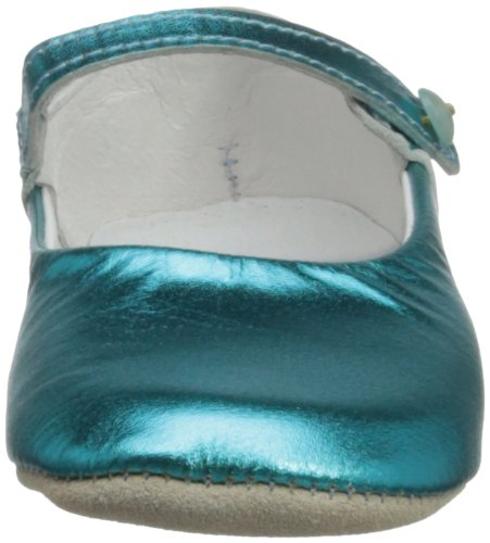 Riley Rrshoe1bme Chaussons Rachel Bleu fille Aqua Metallic Sd0SqU