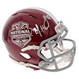 OJ Howard Autographed Signed Alabama Crimson Tide 2015 National Championship Commemorative Mini Helmet - Certified Authentic